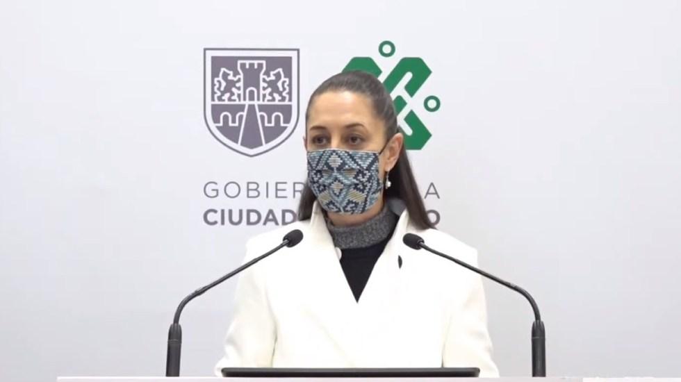Realiza Claudia Sheinbaum cambios en su gabinete - Claudia Sheinbaum en conferencia de prensa. Captura de pantalla