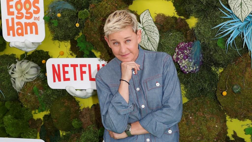 "Ellen DeGeneres da positivo a COVID-19; ""me encuentro bien por ahora"", dice - Ellen DeGeneres. Foto de EFE"