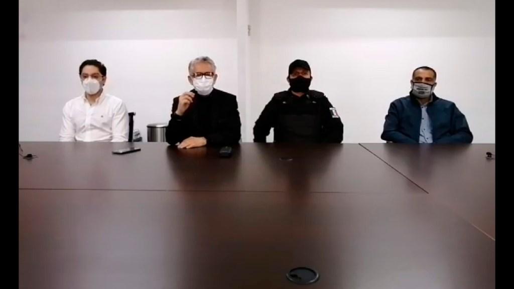 Asesinato del exgobernador Aristóteles Sandoval desata cateos en Puerto Vallarta - Efectúan cateos en Puerto Vallarta tras asesinato del exgobernador de Jalisco, Aristóteles Sandoval. Foto Captura de pantalla
