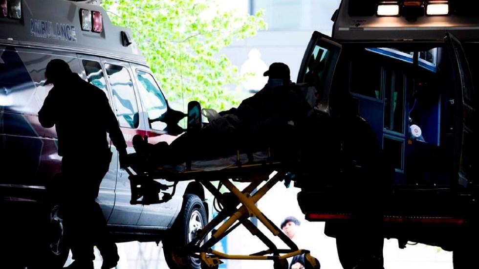 Estados Unidos supera las 330 mil muertes por la pandemia de COVID-19 - Estados Unidos supera las 330 mil muertes por la pandemia de COVID-19. Foto EFE