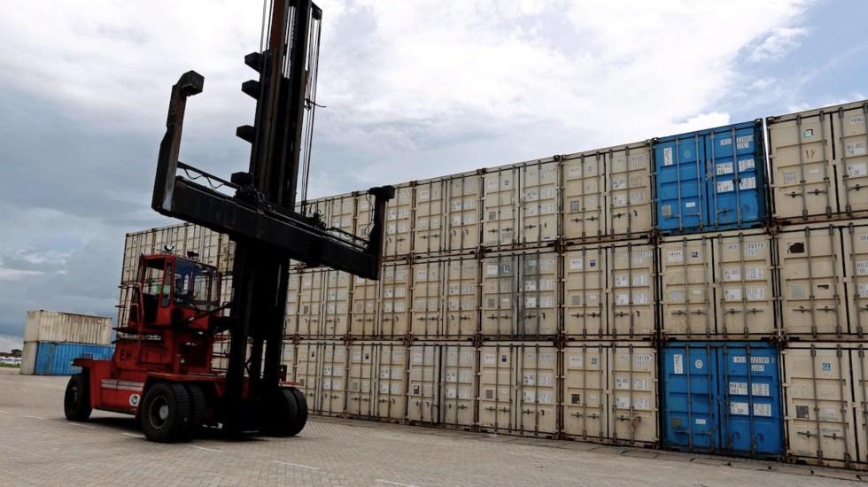 Déficit comercial de Estados Unidos subió a 63 mil 100 millones de dólares en octubre - Foto de EFE