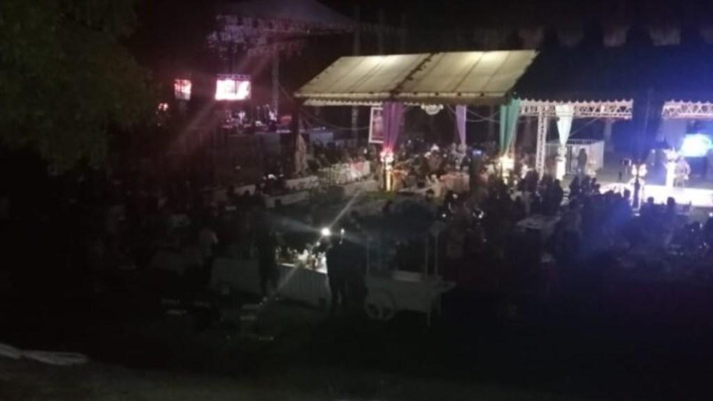 Celebra hija de doctora fiesta de XV años con más de 200 invitados - Fiesta de XV años en Tehuacán, Puebla. Foto de Televisa Puebla