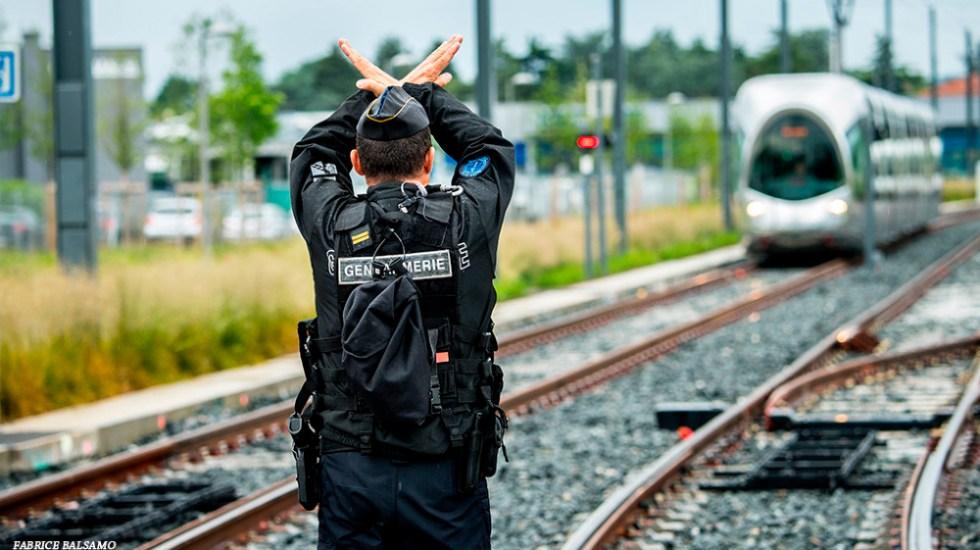 Mata a tres policías en Francia tras golpear a su pareja y luego se suicida - Foto de Gendarmeria nationale