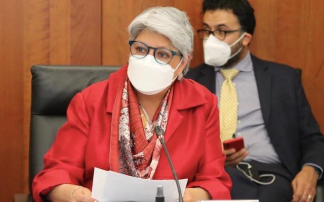 Senado ratifica a Graciela Márquez Colín como parte de la Junta de Gobierno del Inegi; promete datos transparentes y accesibles - Foto de Twitter Graciela Márquez Colín
