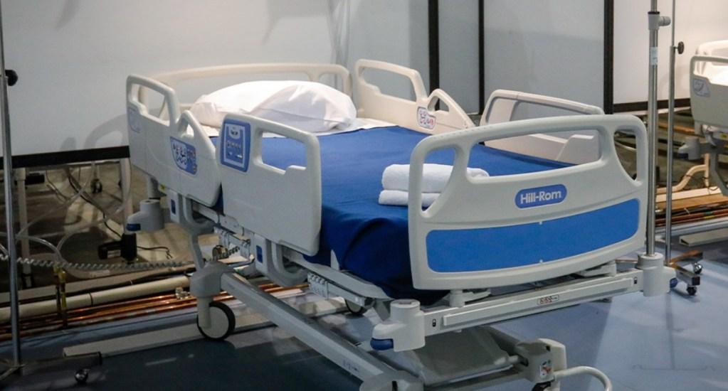 Ampliarán capacidad y extenderán operaciones de Unidad Temporal COVID-19 en el Centro Citibanamex - Hospital Centro Citibanamex Unidad Temporal COVID-19