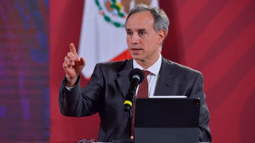"""""""Fui a visitar a familiares"""", López-Gatell asegura que mantuvo sana distancia durante su visita a Oaxaca - Hugo López-Gatell, subsecretario de Prevención y Promoción de Salud federal. Foto Twitter @HLGatell"""