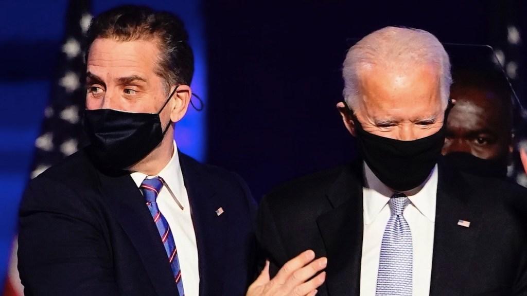 Hunter Biden, hijo del presidente electo de EE.UU., es investigado por temas fiscales - Foto de EFE