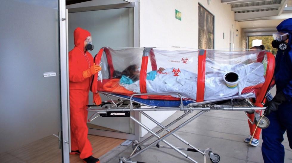 IMSS anuncia nuevos kits para atención ambulatoria equipados con celulares - Foto de IMSS