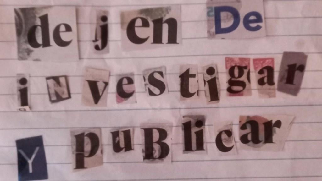 Número de periodistas presos en el mundo alcanza un nuevo récord con 274 - Foto de CPJ