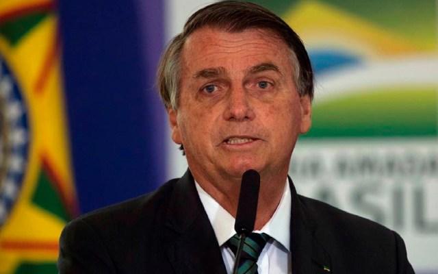 Bolsonaro sentencia que Brasil está quebrado y que él no puede hacer nada - Bolsonaro indultará a policías que mataron en