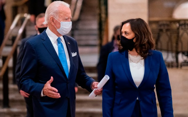 Revista Time nombra a Joe Biden y Kamala Harris como Persona del Año 2020 - Joe Biden y Kamala Harris, nominados como personas del año 2020 de TIME. Foto Twitter @JoeBiden