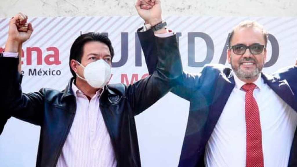 Juan Carlos Loera será candidato a la gubernatura de Chihuahua por Morena - Juan Carlos Loera será precandidato a la gubernatura por Morena, informa Mario Delgado. Foto Facebook Mario Delgado