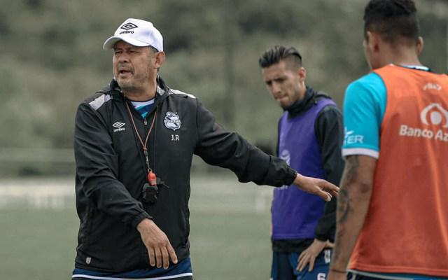 Juan Reynoso deja de ser entrenador del Puebla - Foto de Club Puebla