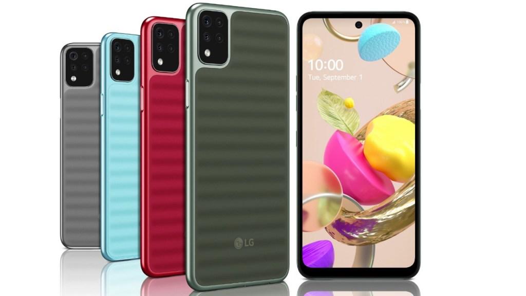LG deja de producir y desarrollar teléfonos inteligentes - LG Serie K