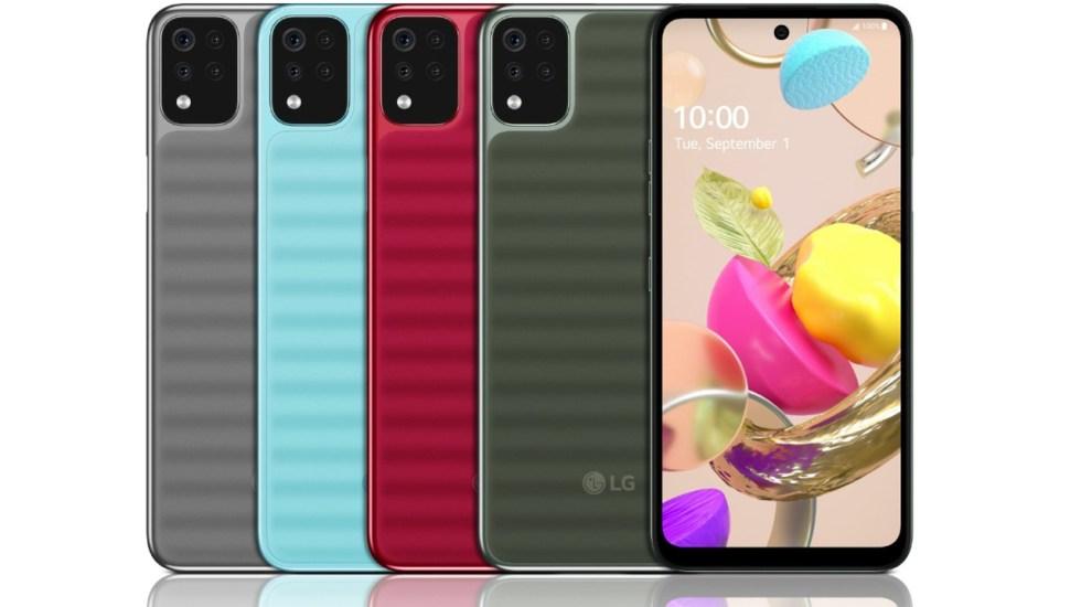 LG presenta la Serie K, combinación perfecta entre diseño y calidad - Foto de LG Electronics
