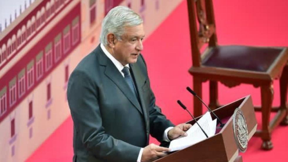 AMLO destaca que ningún paciente se ha quedado sin atención durante la pandemia - López Obrador AMLO presidente informe dos añoss de gobierno
