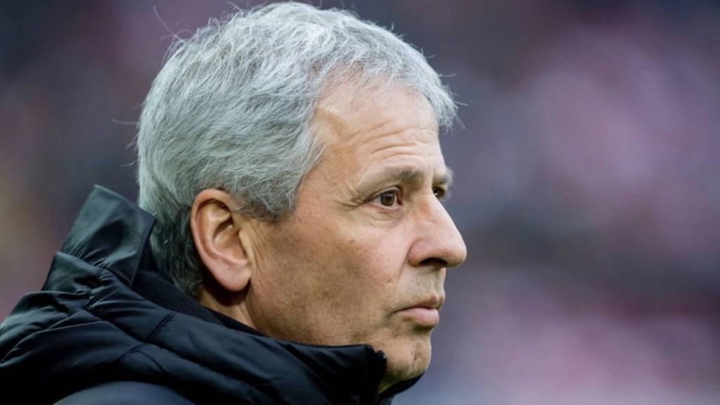 Lucien Favre deja de ser entrenador del Borussia Dortmund - Foto de Borussia