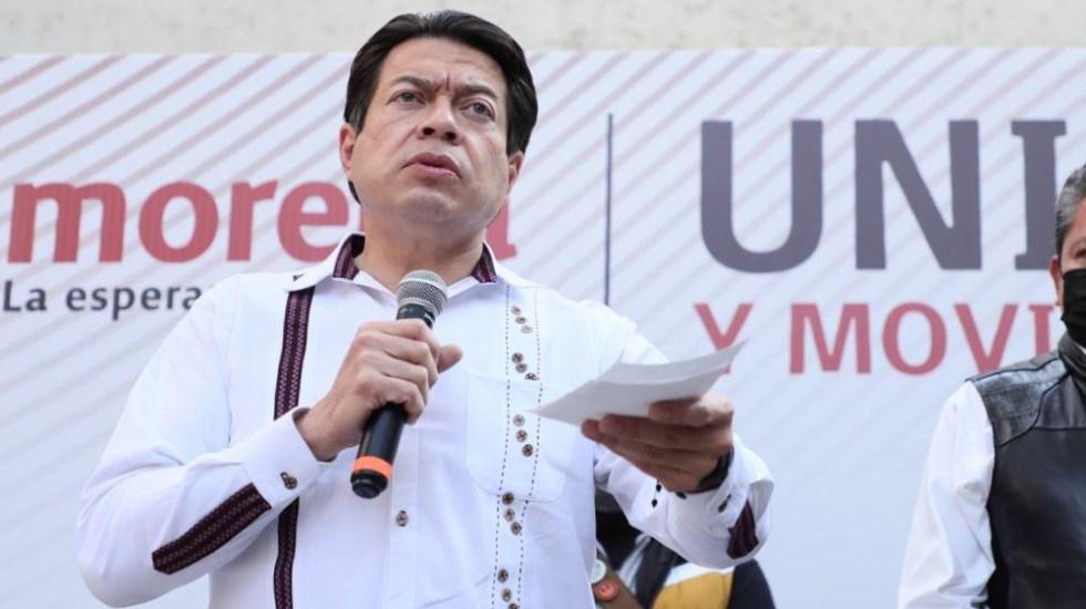 """Exige Alejandro Rojas renuncia a Mario Delgado tras """"fracaso"""" en elecciones - Foto de Twitter Mario Delgado"""