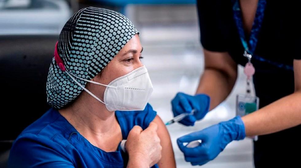 México, Chile y Costa Rica, primeros países de Latinoamérica que inician vacunación antiCOVID-19 - México, Chile y Costa Rica, primeros países de Latinoamérica que inician esperanzada vacunación antiCOVID-19. Foto EFE