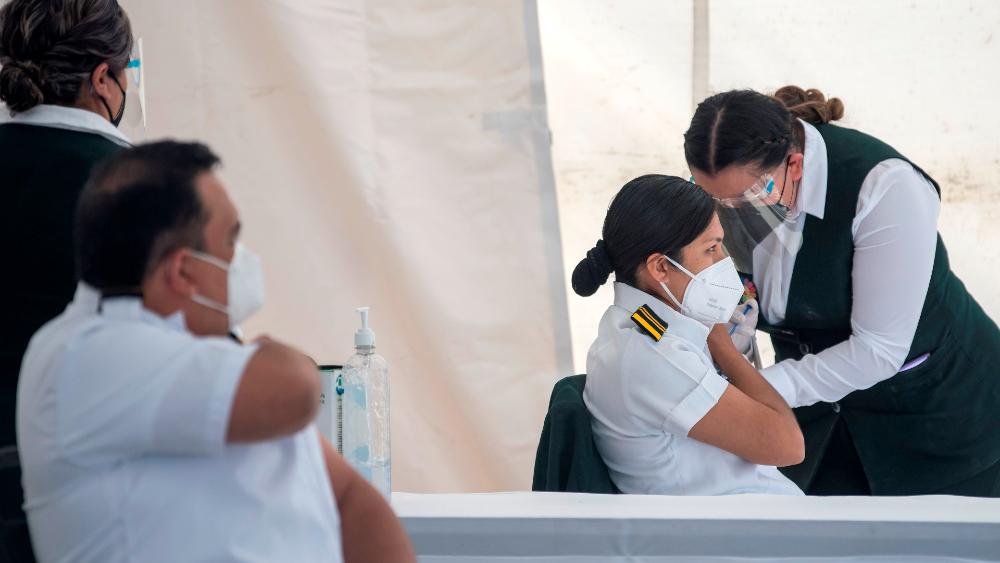 México ha pagado 6 mil 600 millones de pesos para vacunas de COVID-19 - Foto de EFE