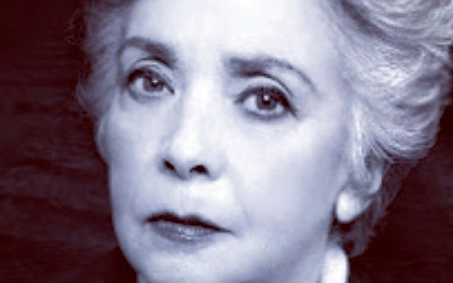 Murió a los 83 años la primera actriz Martha Navarro Cayón - Murió a los 83 años de edad la primera actriz Martha Navarro Cayón, reporta la ANDA. Foto Twitter @andactores