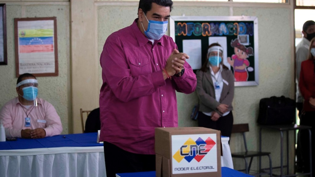Casi 50 países rechazan resultados de elecciones en Venezuela; México no se ha pronunciado al respecto - Foto de EFE