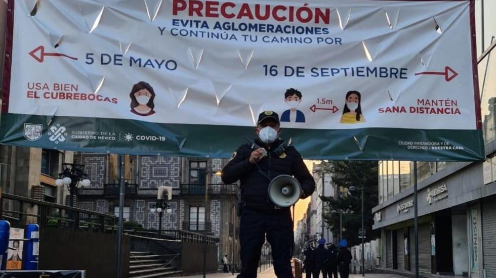 México vivió cuarto peor día en contagios de COVID-19; otra vez rozó los 12 mil casos en 24 horas - Foto de Twitter Claudia Sheinbaum