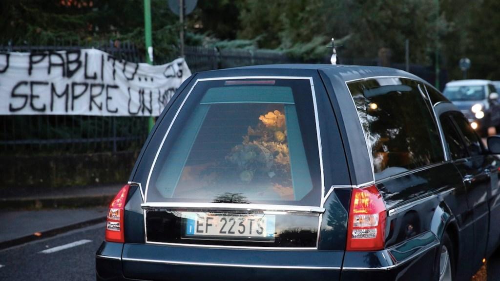 Asaltan casa de Paolo Rossi durante su funeral - Foto de EFE