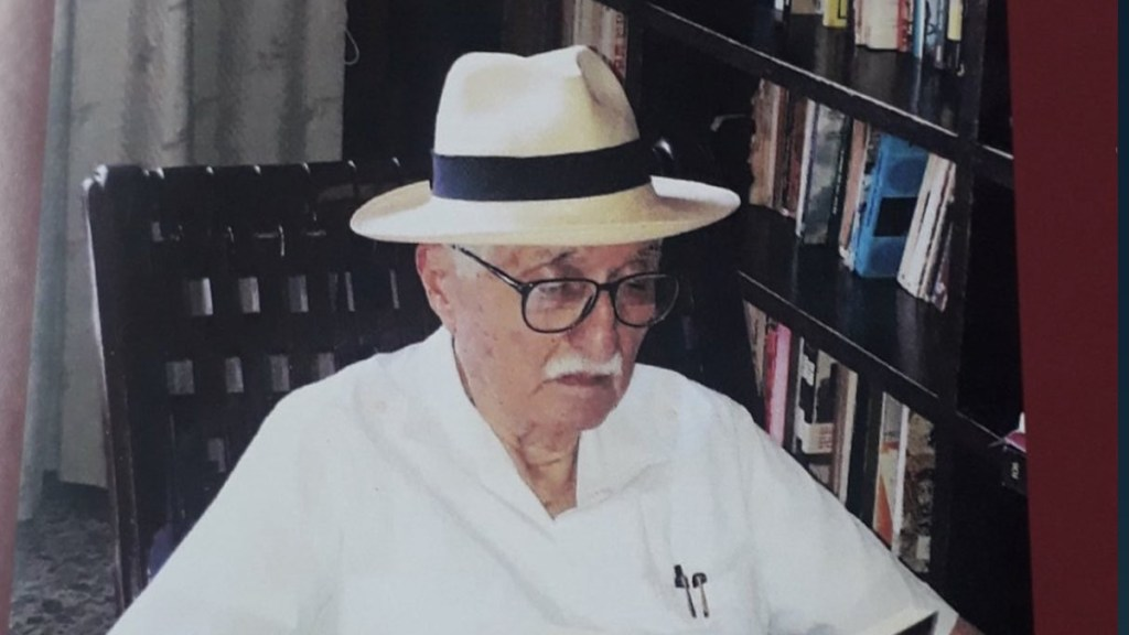 Murió Payambé López, padre del gobernador de Tabasco - Payambé López Falconi. Foto de @adan_augusto