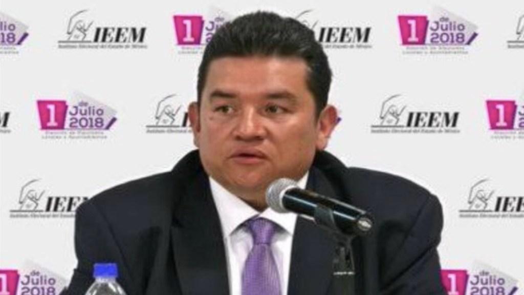 Murió por COVID-19 Pedro Zamudio, presidente del IEEM - Foto de Ciro Murayama