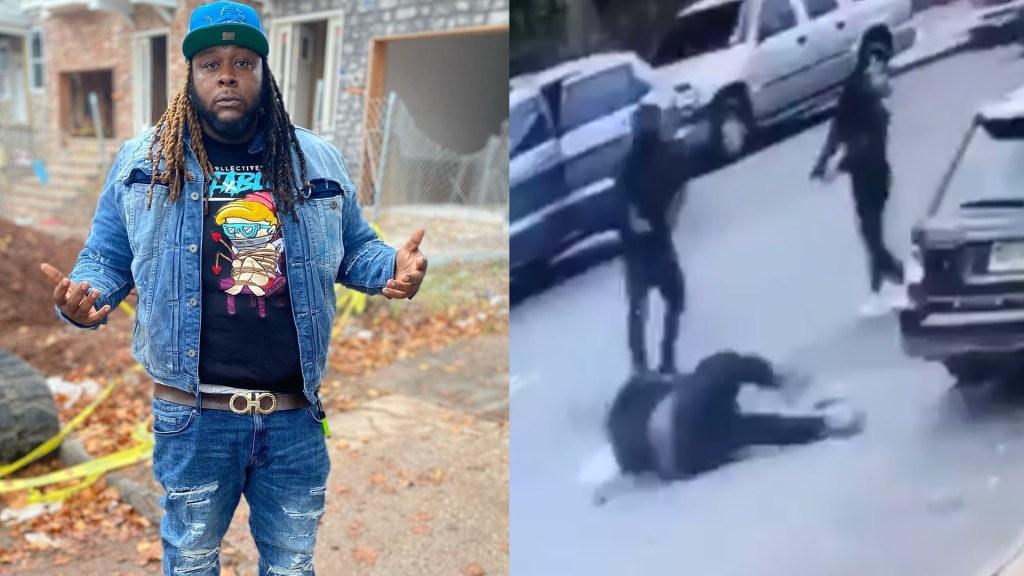 #Video Asesinan a tiros al rapero Tripple Beanz en Nueva Jersey - Foto de @tripplebeanz / Captura de pantalla