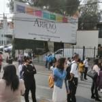 Se disputan padre e hijo administración del Restaurante Arroyo; golpeadores intentan irrumpir en el lugar