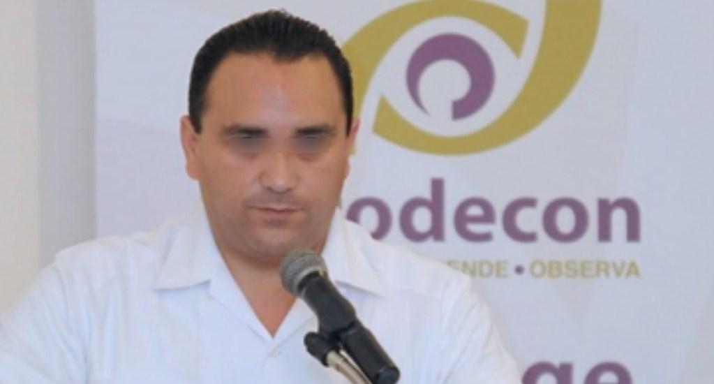 Otorgan suspensión provisional a presunto prestanombres de Roberto Borge - Roberto Borge Angulo