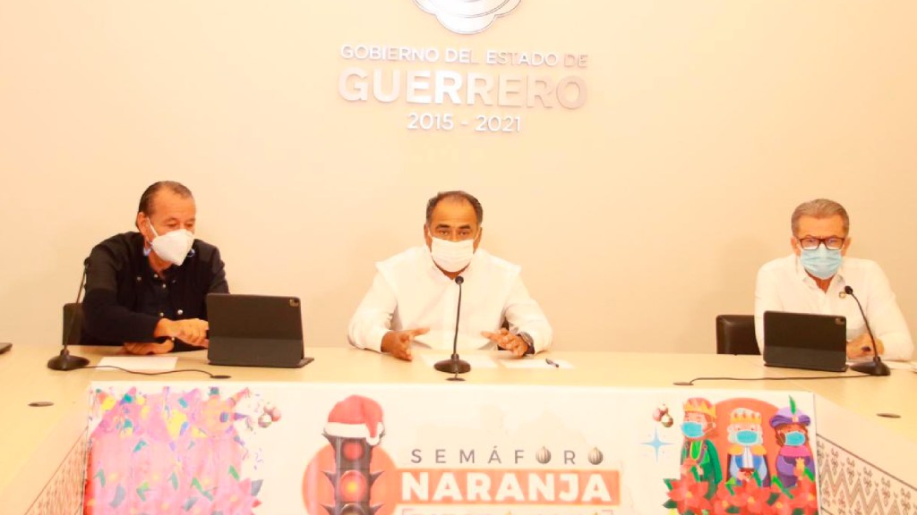 Se cancela gala de pirotecnia de fin de año en Guerrero por incremento de contagios de COVID-19 - Se cancela gala de pirotecnia de fin de año en Guerrero por incremento de contagios de COVID-19. Foto Twitter @HectorAstudillo