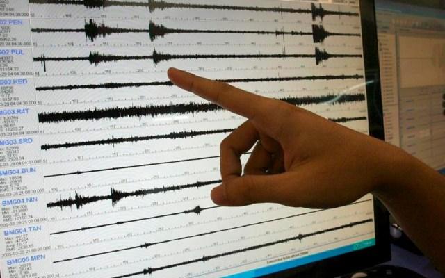 Sismo magnitud 6.7 sacude la zona centro y sur de Chile - Sismo de magnitud 6.7 grados sacude la zona centro y sur de Chile. Foto EFE