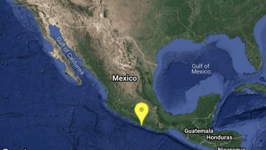 Sismo magnitud 4.7 sacude Acapulco, Guerrero - Foto de Sismológico Nacional
