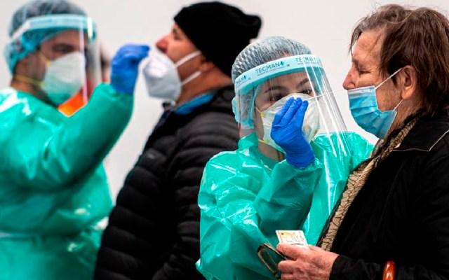 El mundo roza los 70 millones de casos de COVID-19; en dos días, hubo cerca de 1.5 millones de contagios - Suman en el mundo 65.9 millones de casos COVID-19; en dos días, hubo cerca de 1.5 millones de casos. Foto EFE