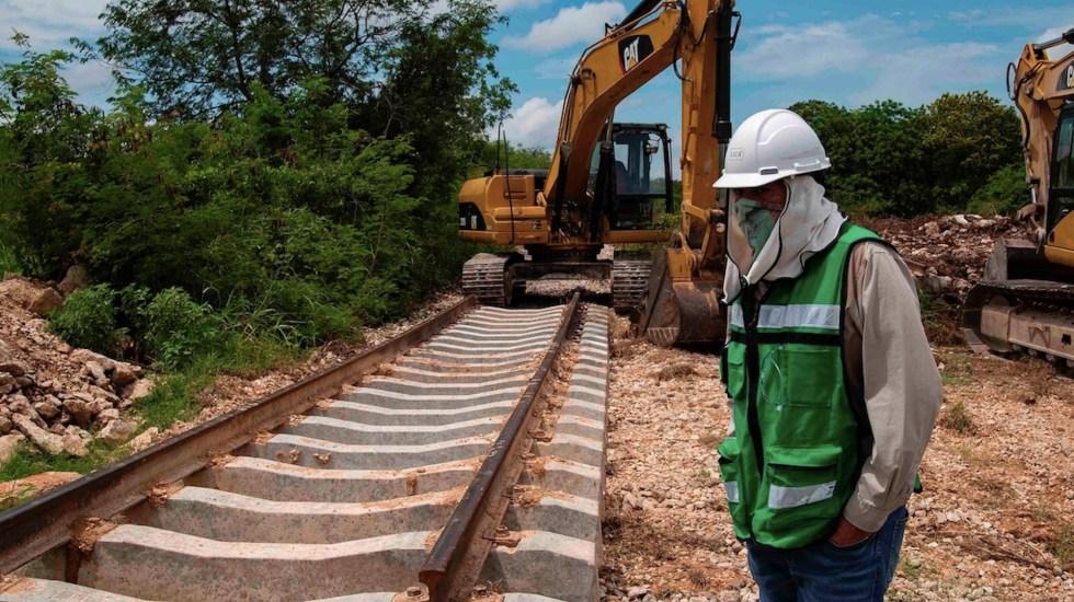 Imponen suspensión definitiva contra Tren Maya en tres municipios de Yucatán - Foto de EFE