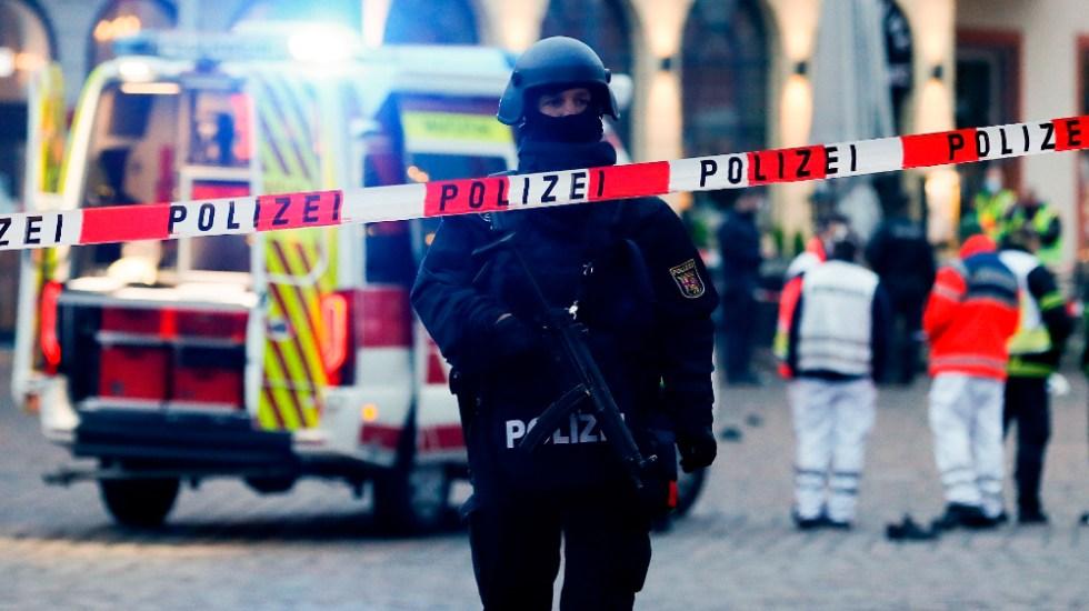 Al menos cuatro muertos en Alemania en un atropello en una zona peatonal - Foto de EFE