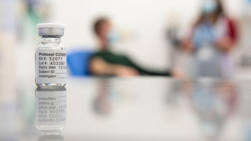 Vacuna contra el COVID-19 de AstraZeneca llegará a México en 10 días, asegura SRE - Foto de University of Oxford