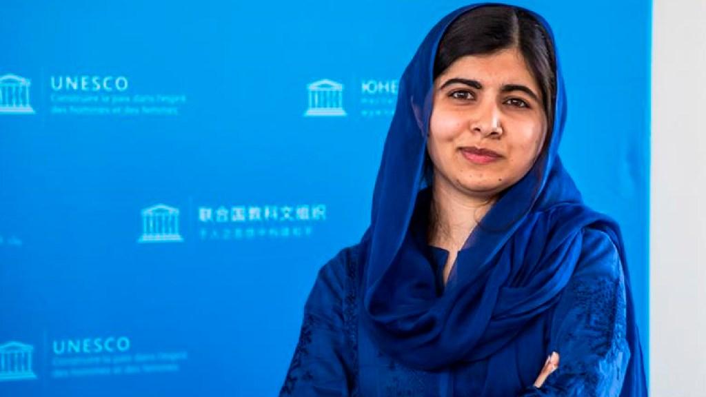 """#Video """"Vayan y cambien el mundo"""", alienta Malala a universitarios en México - Vayan y cambien el mundo, alienta Malala a estudiantes del Tec de Monterrey. Foto EFE"""