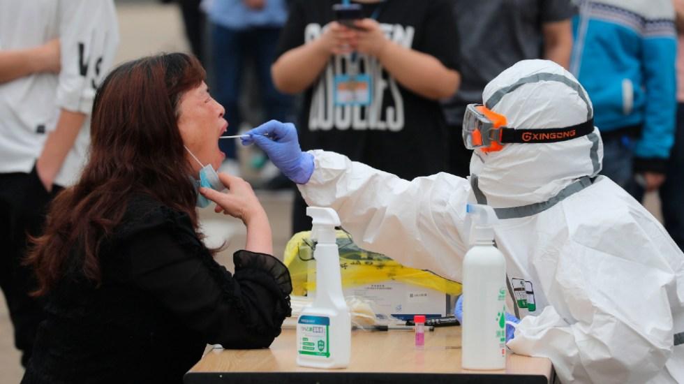 """Provincia china inicia vacunación """"de urgencia"""" a 2 millones de personas por rebrote de COVID-19 - Foto de EFE"""