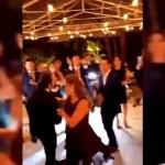 #Video Festejan boda en la Álvaro Obregón pese a exhorto de SSC a cancelarla