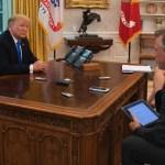 Joe Biden retira del Despacho Oval misterioso botón rojo que dejó Trump