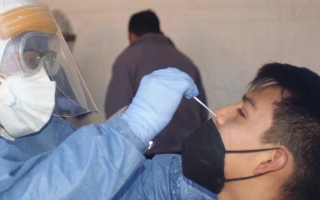 México rompe récord de muertes diarias por COVID-19; el martes se registraron mil 314 defunciones y 14 mil 395 casos positivos - Foto de @gobvalle2019