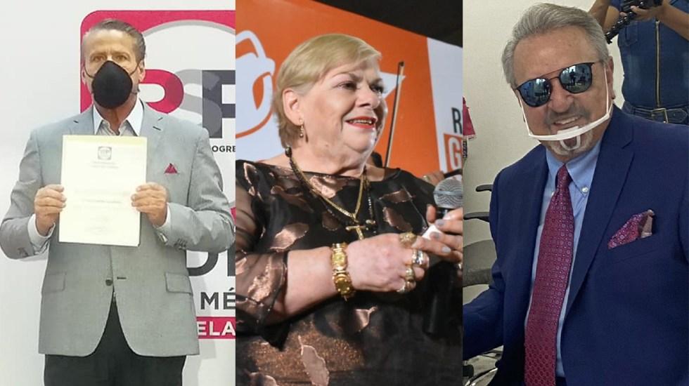 Artistas y deportistas dan salto a la política para elecciones 2021 - Celebridades que buscarán un cargo público en elecciones de 2021