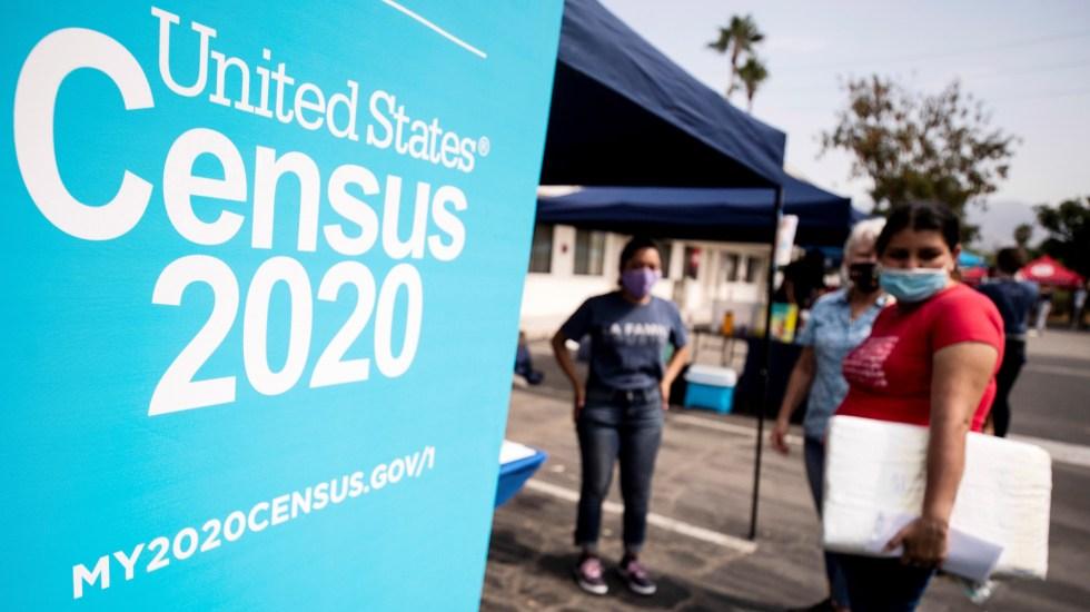 Se retrasa censo en EE.UU. y complica plan de Trump de excluir a indocumentados - El censo se realiza en Estados Unidos cada 10 años por mandato constitucional. Foto de EFE