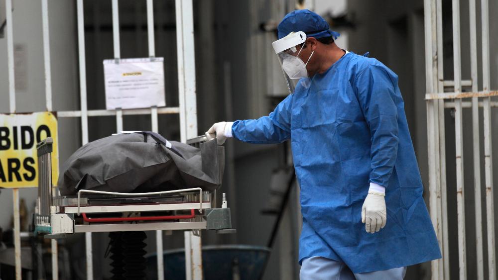 México suma 158 mil 74 muertes por COVID-19; Secretaría de Salud no presenta en conferencia casos positivos acumulados - Foto de EFE