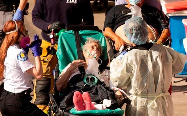 Estados Unidos registra más de tres mil 700 nuevas muertes y 220 mil casos de COVID-19 - Foto EFE