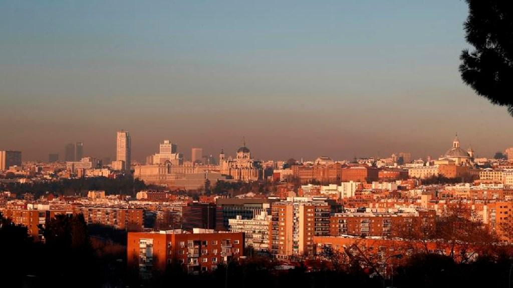Ciudades de España, Bélgica e Italia, con más muertos por contaminación: estudio - Ciudades de España, Bélgica e Italia, registran más muertos por contaminación. Foto EFE